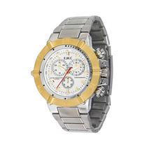 Relógio Ewc Extra Grande Wr 100m Esportivo Garantia 2 Anos