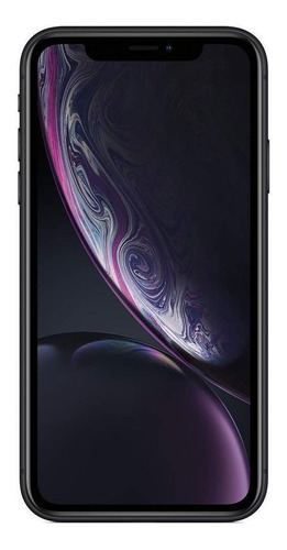 iPhone XR 128 Gb Preto 3 Gb Ram