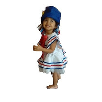Fantasia Patati Bebê Menina 2 Anos