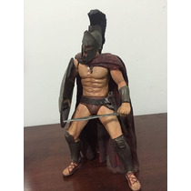 300 De Esparta Rei Leonidas Neca Boneco Figura 18cm