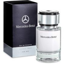 Perfume Masculino Importado Mercedes Benz Edt 120ml