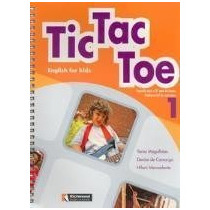 Tic Tac Toe - English For Kids 1 - 2º Ano