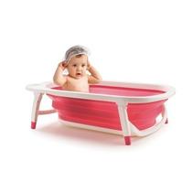 Banheira Dobrável Bebe Fácil De Transportar E Guardar Bb160