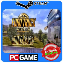 Euro Truck Simulator 2 - Going East Dlc Steam Cd-key Global