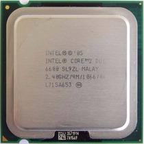 Intel® Core2 Duo Processor E6600 4m, 2.40 Ghz 1066