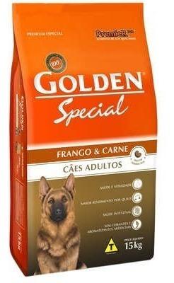 Ração Golden Special 15kg