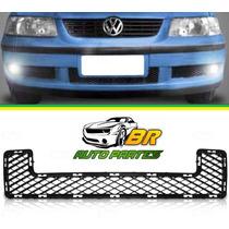 Grade Central Do Parachoque Volkswagen Gol G3 1999 A 2001