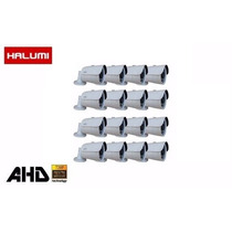 16 Câmeras Infravermelho Ahd 30m 1.3mp 3,6mm 30 M 36leds