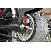 Kit Relação Transmissão P/ Honda Nx 400 Falcon - Aço 1045