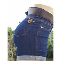 Shorts Jeans Cós Alto. Atacado E Varejo. O Melhor De Goiânia