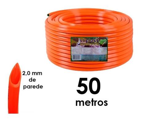 Mangueira De Jardim 1/2 2,00 Mm 50 Metros Atacado Promoção