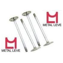 Valvula Cg 150 Mix 09/15 Admisão+escape Kit 2 Pçs-metal Leve