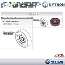 Polia Da Correia De Acessorios Hyundai Tucson 2.0 16v (todos