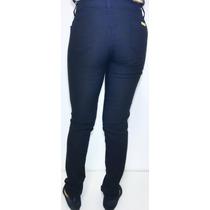 Hotpant Modeladora Black Jeans Acetinado