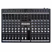 Mesa De Som M12sx Com 12 Canais Mark Audio + P R O M O Ç Ã O