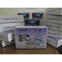 Inversor Transformador Conversor Veicular 12v 110v 1000w Pro