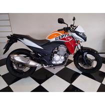 Cb 300 2014 Repsol 14000 Km Rodados