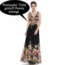 cf48031d80 Femininos Vestidos de Madrinha Vestidos Longos com os melhores ...
