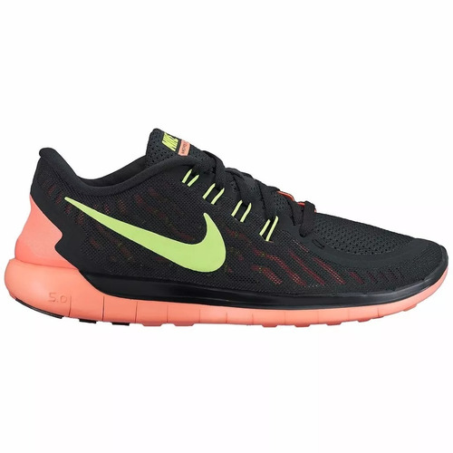 Tenis Nike Free 5.0 Feminino Preto 100% Original-storemarino c557cb662b3cd