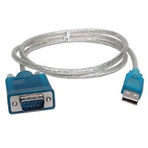 Cabo Adaptador Conversor Usb Serial Rs232 -atacado