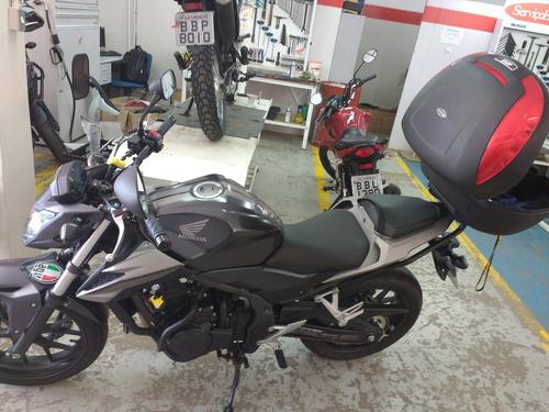 CB 500F- PRETO  ANO 2017 ÚNICO DONO COM 4200KM - HONDA
