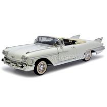 Cadillac Eldorado Biarritz 1958 1:18 Yat Ming 92158-branco