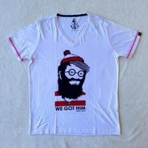 Camiseta T-shirt - Doc Dog Onde Está Wally Gola V