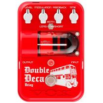 Vox Tonegarage Double Deca Delay - Pedal Guitarra Analógico
