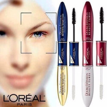 Rímel L`oreal Double Extend Beauty Tube + Brinde
