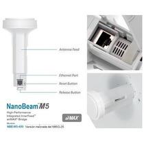 Ponteira Ubiquiti Nanobeam M5 Nbe-m5-400 25dbi P/ Reposição