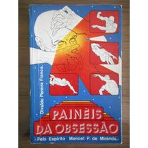 Livro Painéis Da Obsessão- Divaldo Pereira Franco