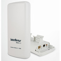Outdoor Station 2 Wog 212 Cliente Access Point Intelbras