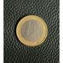 2 Moedas Alemanha De 1 Euro 2002,  D E G Frete 15 Reais