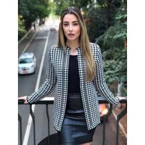 bc82fb2b6f Busca casaco xadrez feminino com os melhores preços do Brasil ...