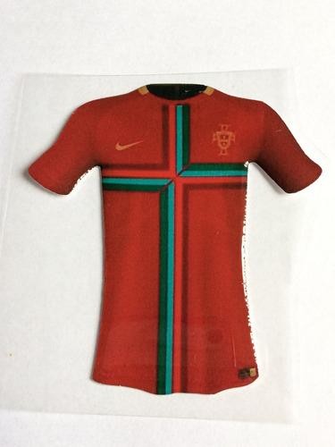 1e78ab992c Adesivo Resinado Camiseta Seleção Portugal 7