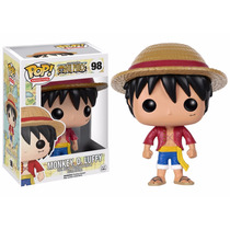 One Piece Funko Pop Monkey.d.luffy