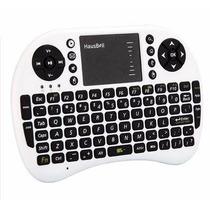 Teclado + Mouse Wireless S/ Fio Smart Tv Lg Sony Samsung Etc