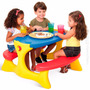 Brinquedo Mesa Infantil Recreio Playground Bandeirante