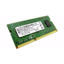 Memória P/ Notebook Ddr3 2gb 10600s 1333mhz Pc3 Smart Nova
