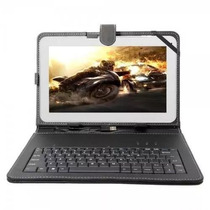 Tablet C/ 2 Cameras Wifi 3g Android Capacitiva + Teclado