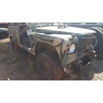 Land Rover Defender 90 4x4 Militar