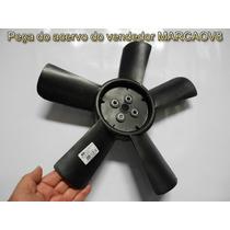Hélice Do Radiador/motor Opala E Caravan 4 Cil E 6 Cil Serve