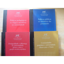 Livro - Práticas Pedagógicas - Desilgualdade - Comun, Outros