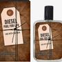 Perfume Importado 100ml Diesel Contra Tipo Original