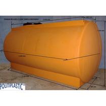 Tanque De 2.200 Lt Térmico Para Transporte De Alevinos