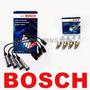 Cabos E Velas Bosch Vw Ap 1.6 1.8 Gasolina Carburado C Pino