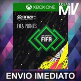 4600 Fifa Points Fifa 20 Xbox One - Código De 25 Dígitos