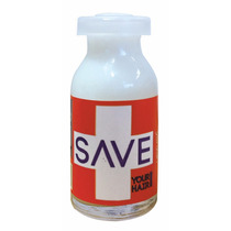 Yenzah Save Your Hair Ampola 15 Ml