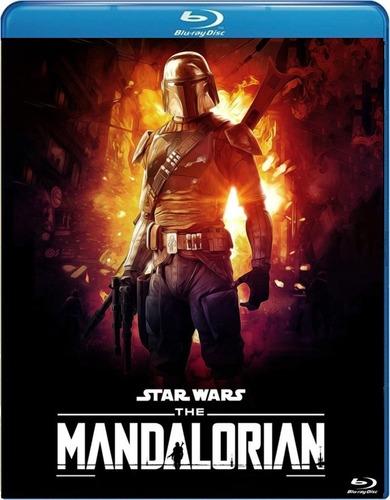 Serie The Mandalorian Blu Ray Dublado  Legendado