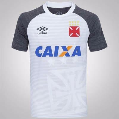 Camisa De Aquecimento Do Vasco Da Gama 2017 Umbro 3v160179 ef026c8b0c940